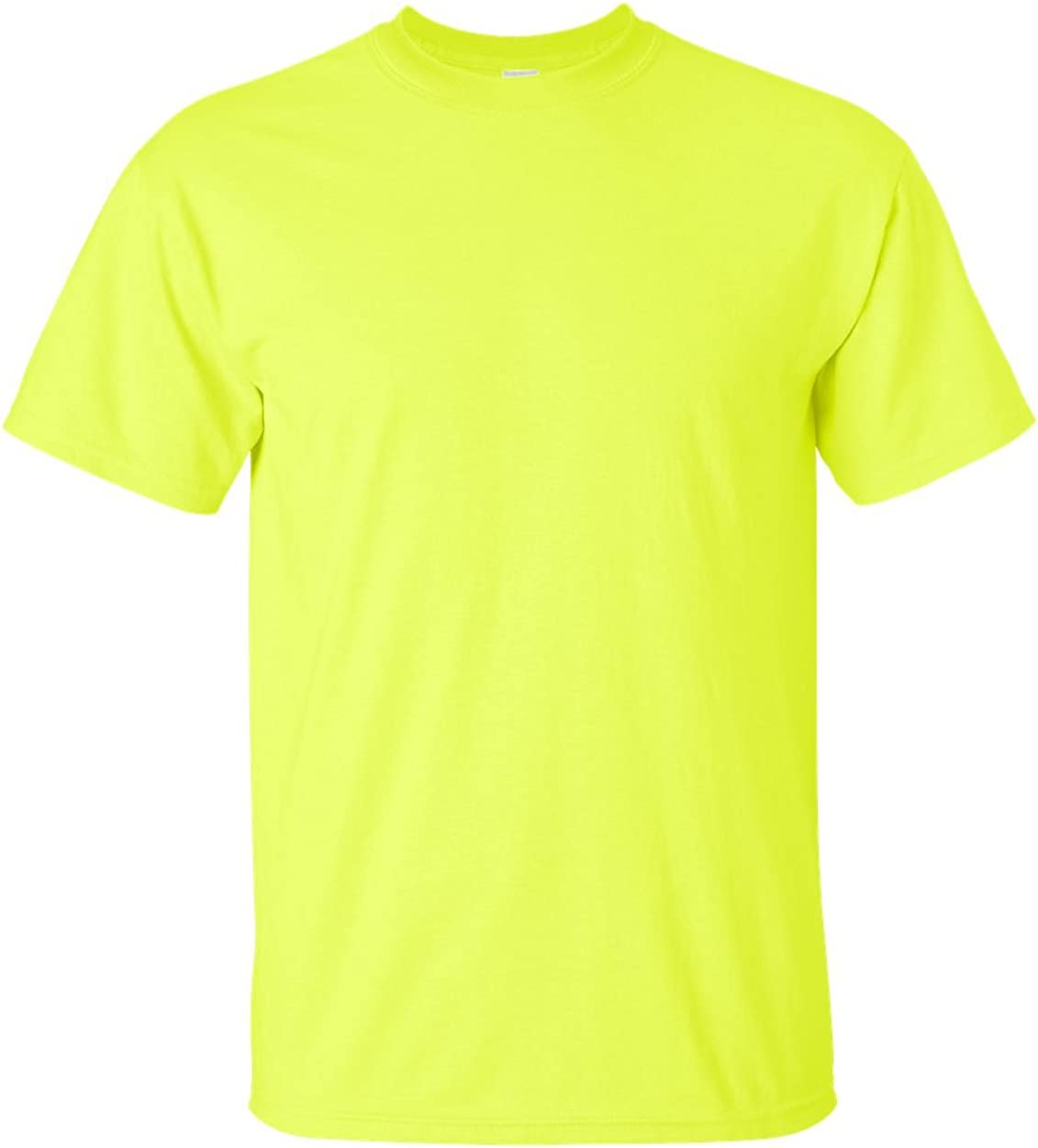 Gildan Men's Seamless Double Needle Preshrunk T-Shirt