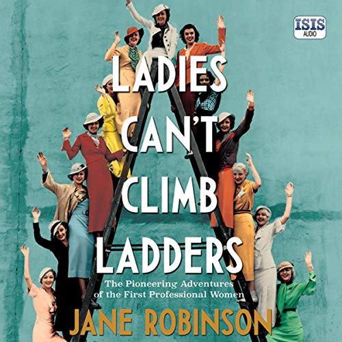 Ladies Can't Climb Ladders cover art