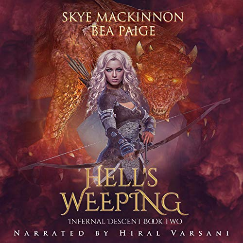 Hell's Weeping: A Retelling of Dante's Inferno audiobook cover art