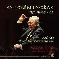 Dvorak: Symphony No.9 by Eliska & Sapporo Symphony Prchestra (2009-09-30)