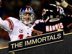 American Football | Tom Brady, Eli Manning, Aaron Rodgers & Joe Namath