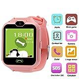 Hangang Smartwatch Phone Smart Kid giochi per fotocamera touch screen Cool Toys orologi, orologi da...