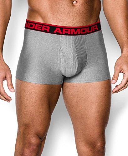 Under Armour Herren 'The Original' 7,6 cm Boxershorts XXXL True Gray Heather