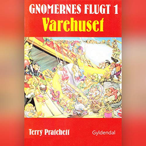 Varehuset cover art