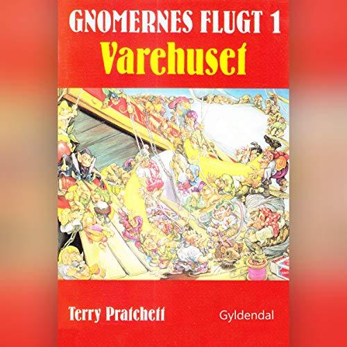 Varehuset audiobook cover art