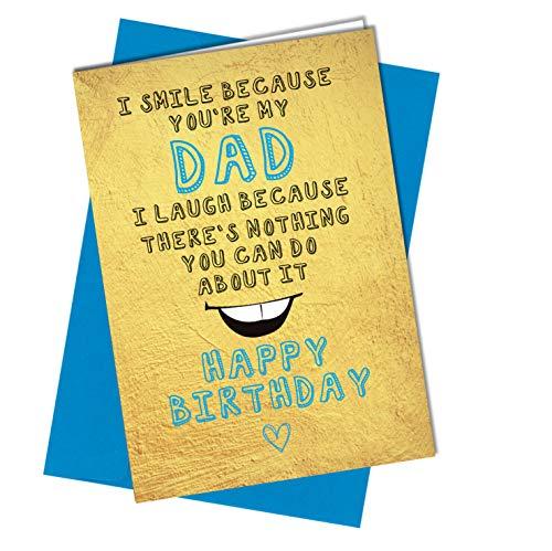 #988 Geburtstagskarte, lustige Schwester, Mutter, Vater, Freundin, Ehefrau, Freund, Tante Bruder