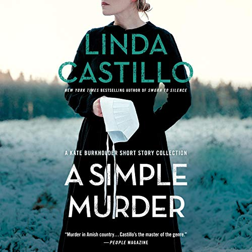 A Simple Murder Audiobook By Linda Castillo cover art