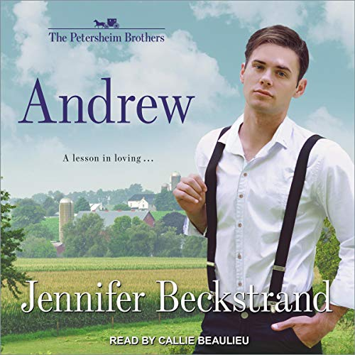 Andrew audiobook cover art