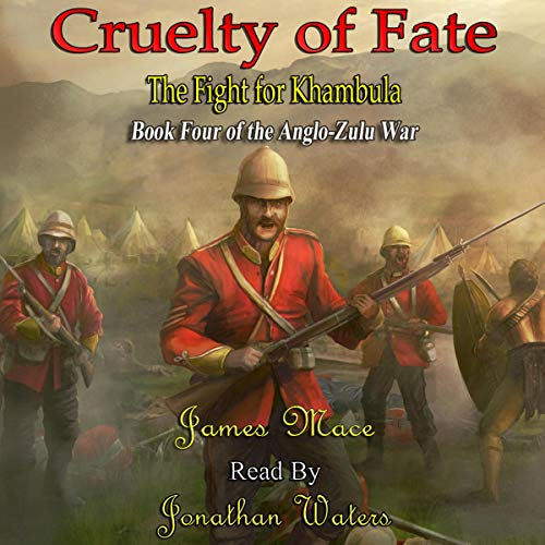 Couverture de Cruelty of Fate: The Fight for Khambula