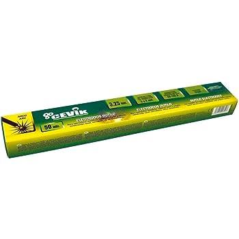 Cevik TECA502.5RU - Caja 50 uds electrodos rutilo 2,5 mm: Amazon.es: Bricolaje y herramientas