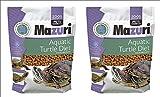Mazuri Aquatic Turtle Diet 2-Pack