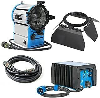 HMI Fresnel Tungsten Light 1200W for Photographic Equipment Moive Film Studio Video Lighting