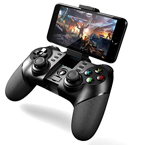 Palanca de juegos inalámbrica de 2,4 g, mando de teléfono Bluetooth, mando móvil, para Halloween, año nuevo, juguete regalo para teléfonos inteligentes iOS, Android, PC, tableta, TV