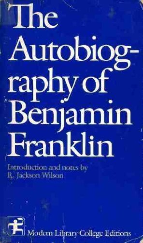 Autobiography of Benjamin Franklinの詳細を見る