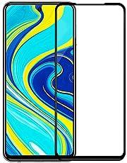 CEDO Tempered Glass for Xiaomi Redmi Note 9 Pro/Note 9 Pro Max/Poco M2 Pro | Screen Protector Full HD Quality Edge to Edge Coverage for Xiaomi Redmi Note 9 Pro/Note 9 Pro Max/Poco M2 Pro (Black)