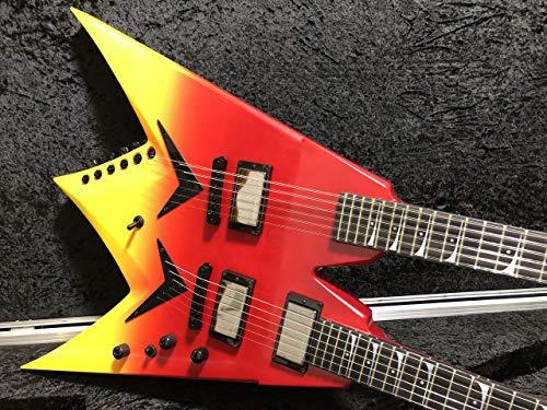 DEAN USA CUSTOM SHOP VMNT Dave Mustaine DOUBLE NECK/Blood Lust