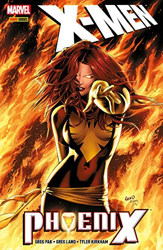 X-Men: Phoenix (Marvel Paperback)