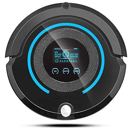 W Fallo de Robot Inteligente para el hogar, vacío, trapeador, esterilización, horario, Bloqueador Virtual Kshu ZJ666
