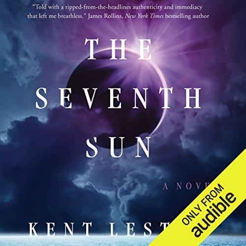 The Seventh Sun audiobook cover art