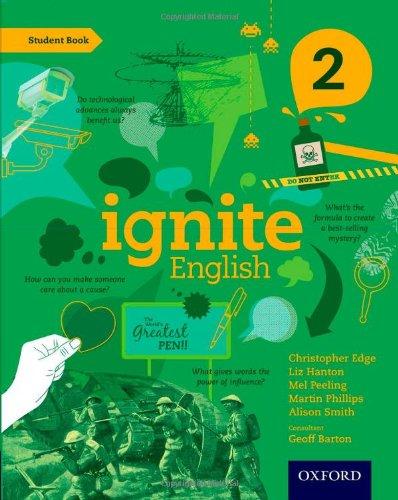 Edge, C: Ignite English: Student Book 2