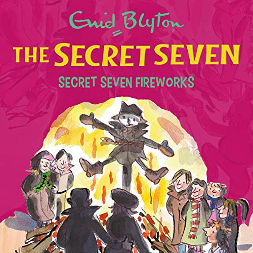 Secret Seven Fireworks cover art