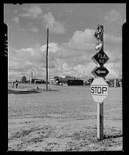HistoricalFindings Photo: Baker,Florida,FL,Okaloosa County,Farm Security Administration,1942,FSA,1