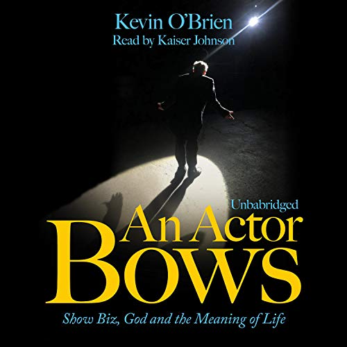 An Actor Bows cover art