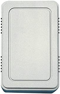 Chime Door Wired 1/2dr Wht/Wht