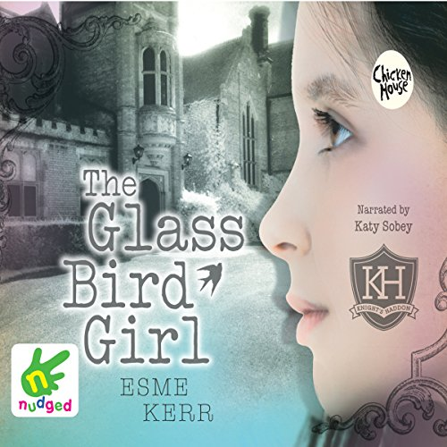 The Glass Bird Girl audiobook cover art