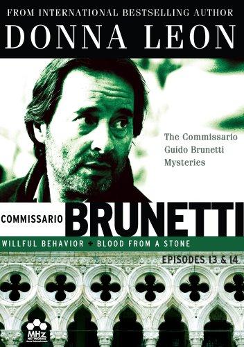 Donna Leon's Commissario Guido Brunetti - 13 & 14 [DVD] [Region 1] [NTSC] [US Import]