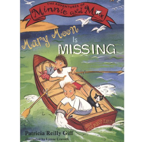 Mary Moon Is Missing audiobook cover art