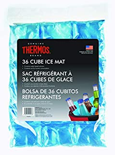 Thermos 36 Cube Reusable Ice Mat, Silver, IP5036TRI (B001860Y60) | Amazon price tracker / tracking, Amazon price history charts, Amazon price watches, Amazon price drop alerts