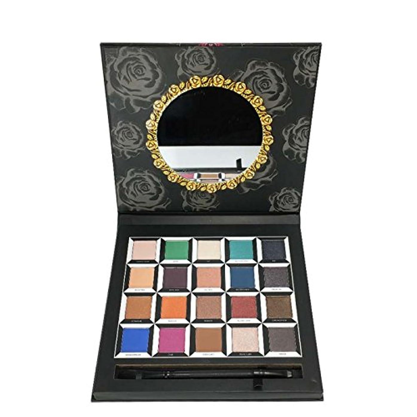 悔い改めるファーム解釈する(3 Pack) OKALAN Pressed Pigment Palette Eyeshadow Palette (並行輸入品)