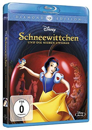 Schneewittchen und die sieben Zwerge - Diamond Edition [Blu-ray]