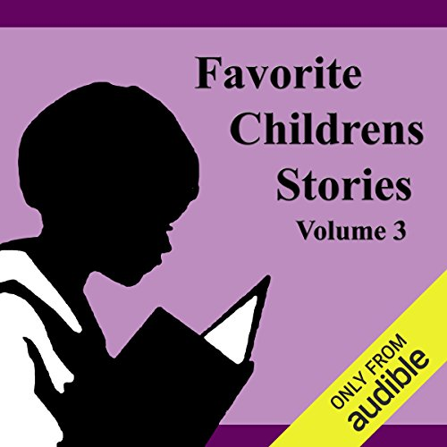 Favorite Children's Stories, Book 3 audiobook cover art