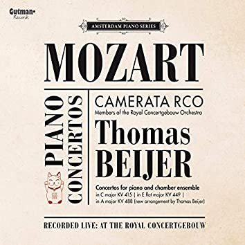 Geen Jalapeños: Mozart - Piano Concertos