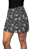 Loudmouth Golf Shiver me Timbers Active Skorts M