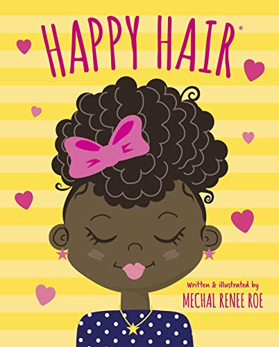 Happy Hair Hardcover Only $7.99 (Retail $16.99)