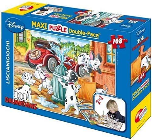 Lisciani Giochi Disney Puzzle DF Supermaxi 108 101 Dalmatians