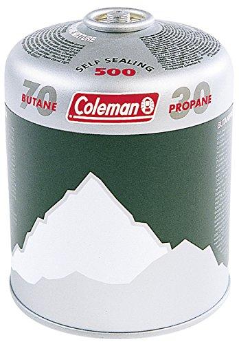 Coleman c500 Pi Cartridge Butane and Propane Mix