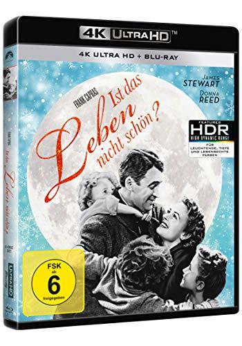 Ist das Leben nicht schön? (4K Ultra HD) (+ Blu-ray 2D)