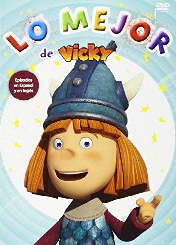 Lo Mejor De Vicky El Vikingo [DVD]