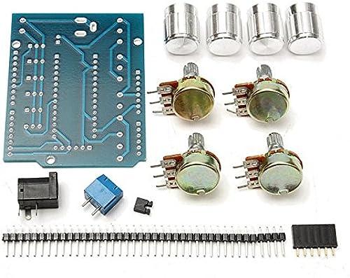 LaDicha 25Cm 4Dof Acryl-Roboter-Arm-Greifer Für Mechanischen Greifer-Manipulator-Intelligenter Roboter