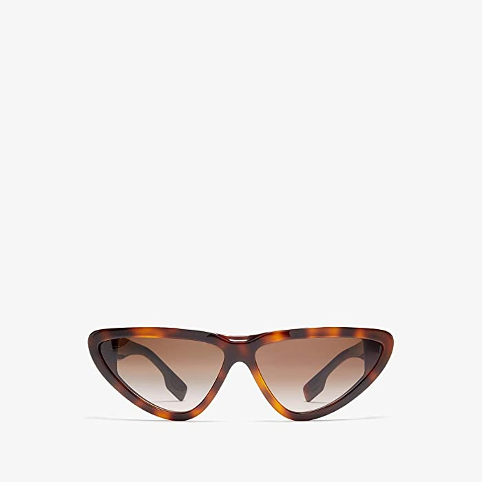 Burberry  0BE4292 (Light Havana/Brown Gradient) Fashion Sunglasses