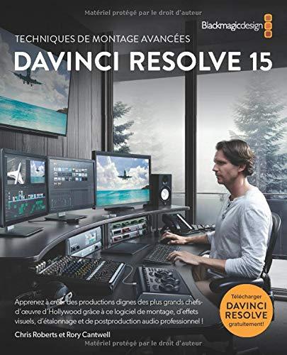 Techniques de montage avancées DaVinci Resolve 15