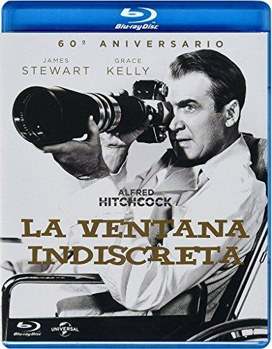 La Ventana Indiscreta [Blu-ray]