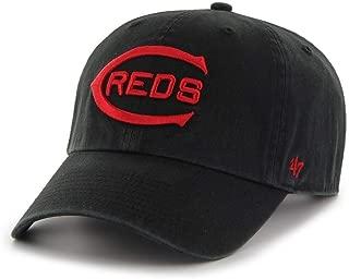 cincinnati reds cooperstown hat