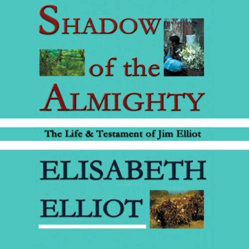 Shadow of the Almighty audiobook cover art