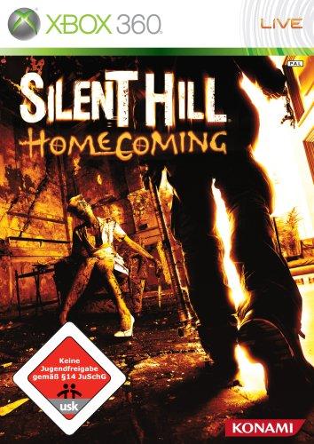 Konami XB360 Silent Hill Homecoming