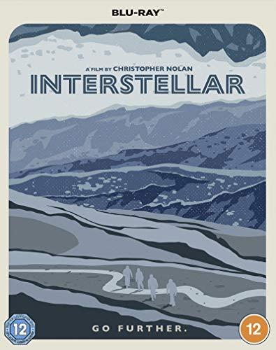 Interstellar [Blu-ray] [2014] [Special Poster Edition] [Region Free]